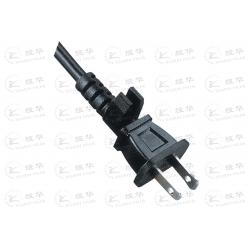 XN115P-DK 美标UL认证两芯插头(NEMA 1-15P)