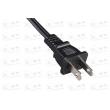 XN115P-B American UL Plug two pin plug (NEMA 1-15P)