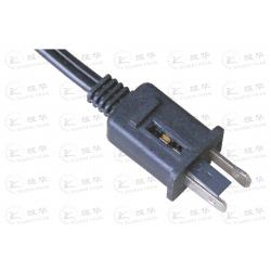 XN115P-AF 美标UL认证两芯插头(NEMA 1-15P)