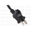 XN115P-DK American UL Plug two pin plug (NEMA 1-15P)